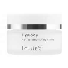 HYALOGY P-EFFECT NOURISHING CREAM