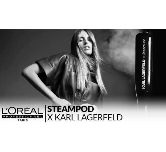 KARL LAGERFELD SPECIAL EDITION STEAMPOD 3.0