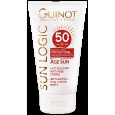 Saules aizsarglosjons ar pretnovecošanās iedarbību ķermenim  SPF50
