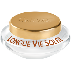 Longue Vie Soleil - Youth Cream Before and After Sun - face