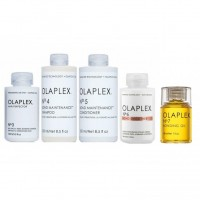 OLAPLEX kit No. 3 + 4 + 5 + 6 + 7