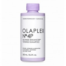 OLAPLEX No. 4P Blonde Enhancer Toning Shampoo